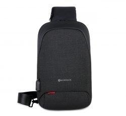 Nordace Lugo - Schnittgeschützte Reisetasche mit Tragegurt