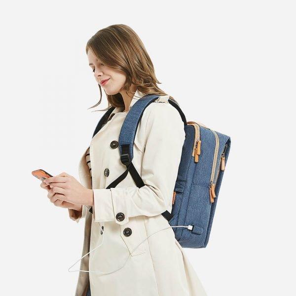 Nordace Siena - حقيبةالظهرالذكية