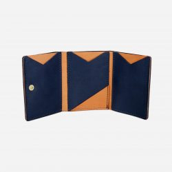 محفظة Nordace الجلدية الصغيرة للبطاقات