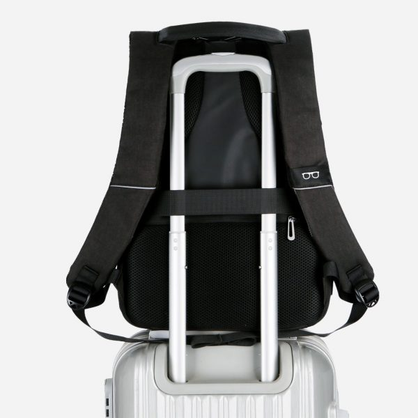 Urban MAX Mochila Inteligente – Para ordenador portátil de 15.6 pulgadas
