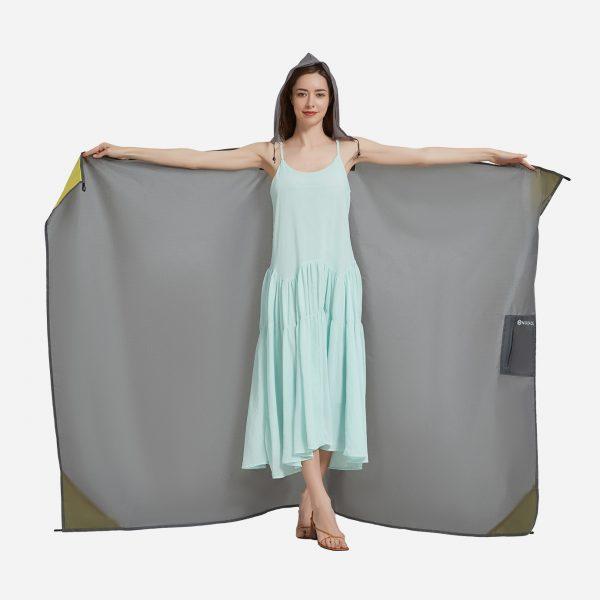 Tappetino Multiuso Resistente All'acqua per Picnic / Spiaggia & per Superficie Bagnata Della Pioggia