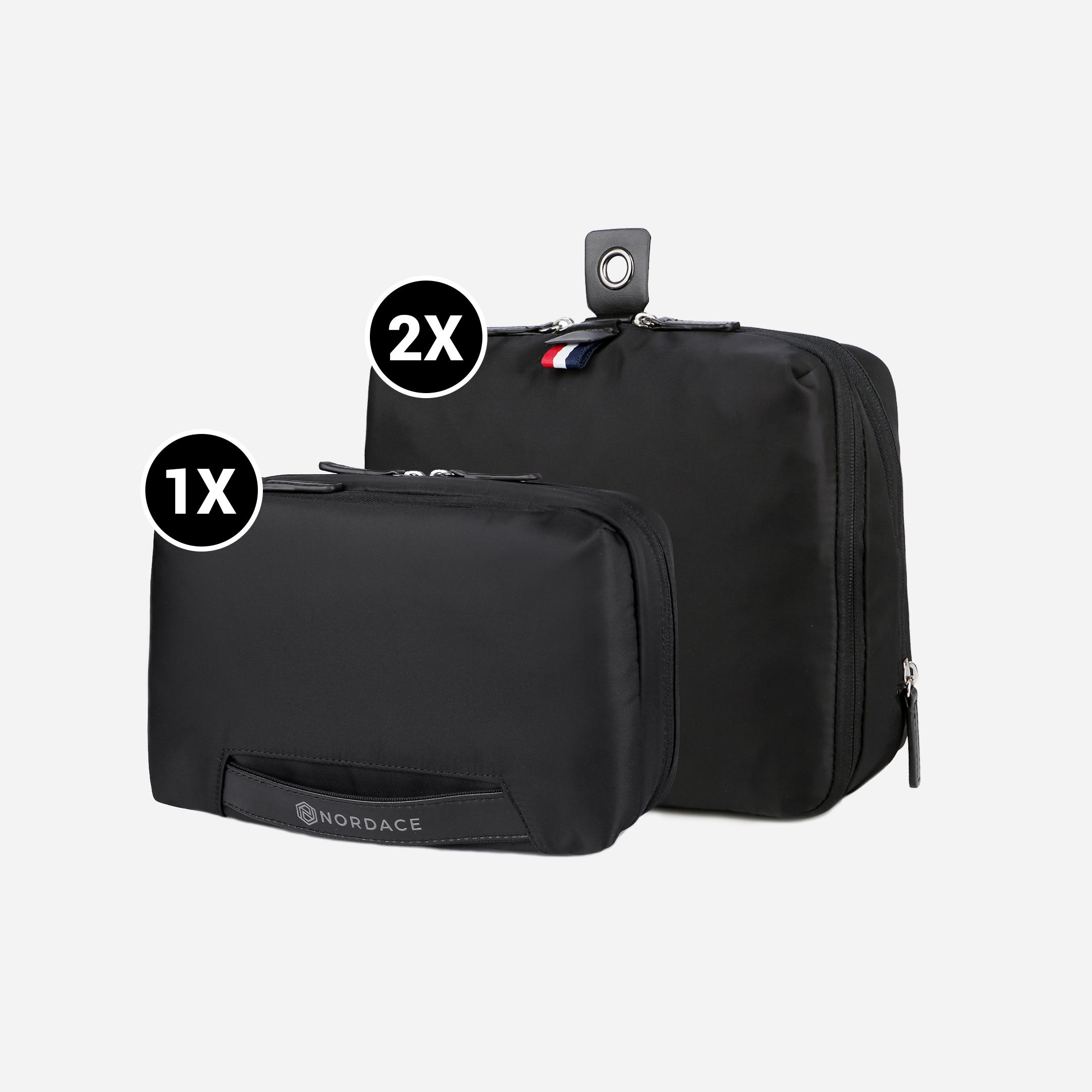 패큠 번들 세트: 2X 패킹 큐브 & 1X 워시 파우치 (Bundle Special)
