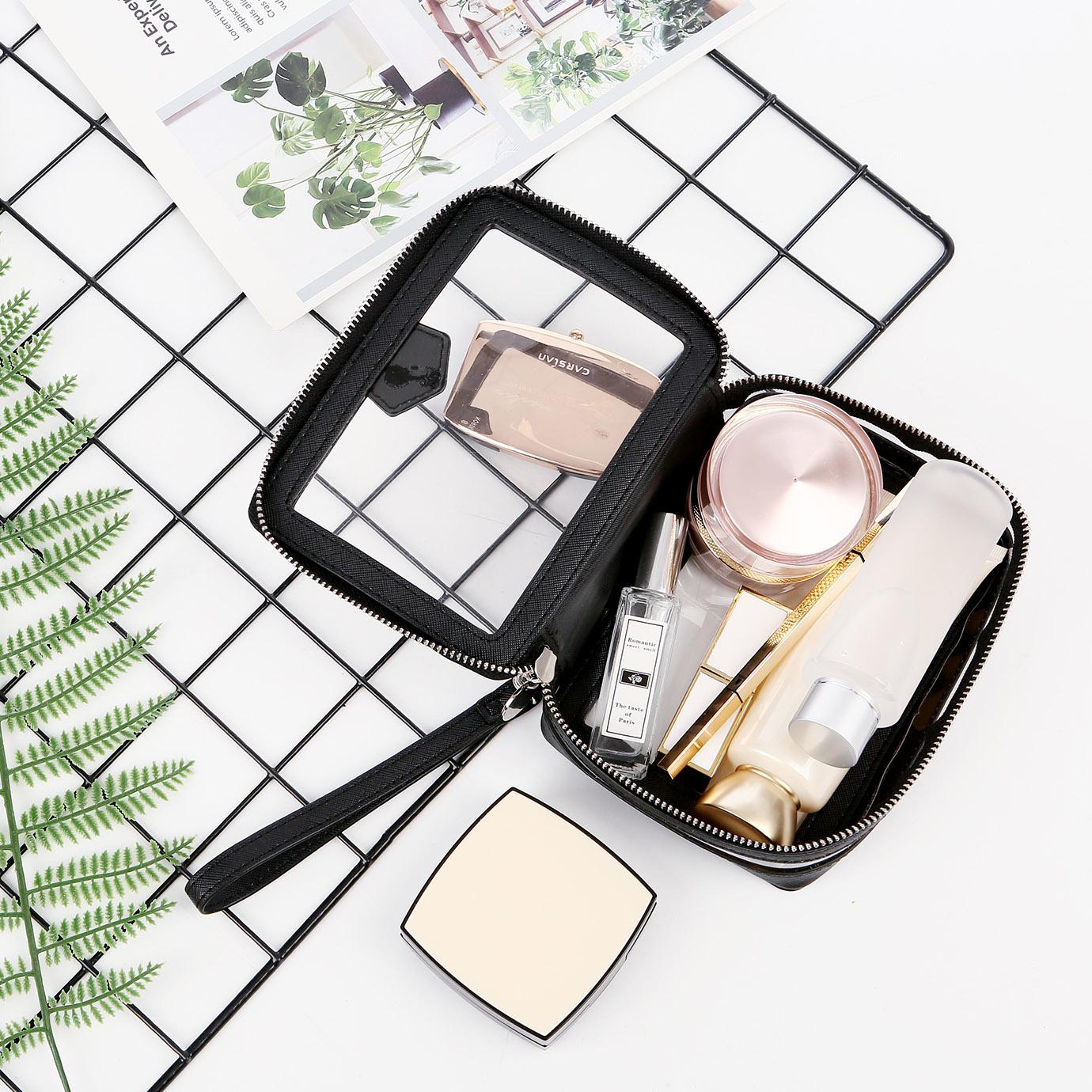 Nordace Gisborne – Organizer da Viaggio Trasparente per cosmetici (Bundle Special)