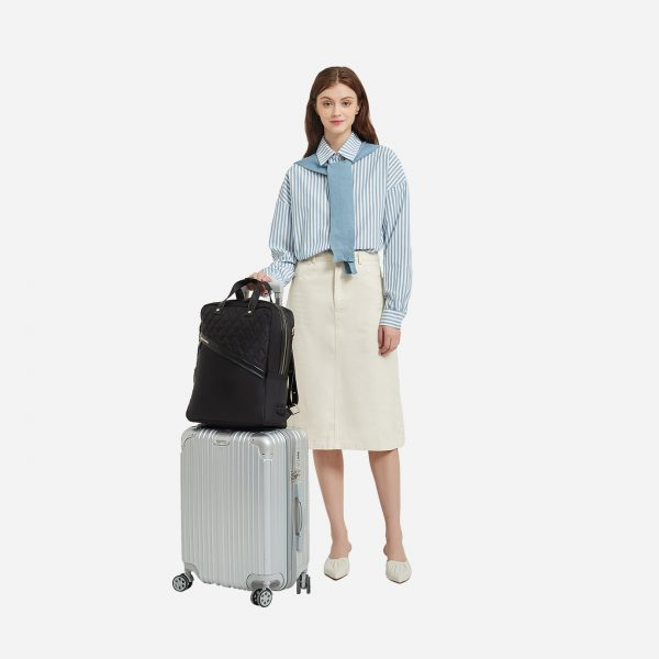 Nordace Beth - Elegante & Stilvolle konvertierbare Rucksack-Tragetasche & Umhängetasche