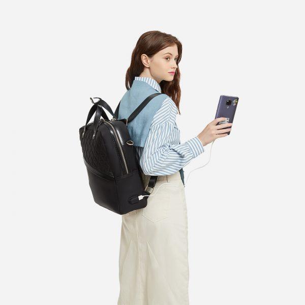 Nordace Beth - Bolsa Tote Bag e Tiracolo Inteligente e Elegante