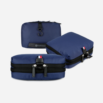 Packuum Set Bundle: 2X Packing Cubes & 1X Wash Pouch (Bundle Special)