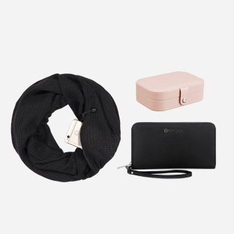 Travel Accessory Bundle for Her